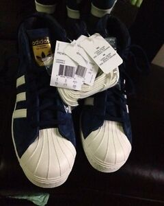 Mens high cut adidas shoes sz 9.5