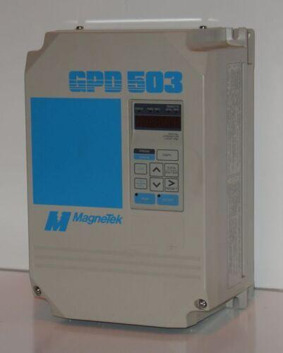 MAGNETEK DS307, 5HP 230V, 23P71E, GPD-503