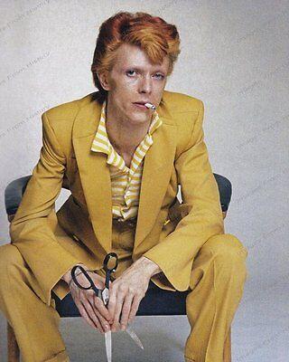 8x10 Print David Bowie #DB99