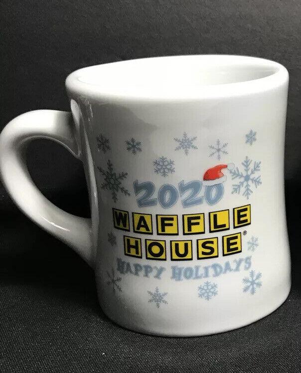 Waffle House 2020 Christmas Holiday Coffee Mug New