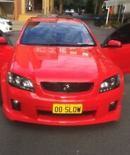2008 HOLDEN V8  CAMMED! CHEAP! CHEAP! CHEAP! Lane Cove Lane Cove Area Preview