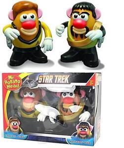 Star Trek  - Kirk And Kor Mr. Potato Head