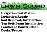 15% Off Irrigation System Installation - FREE QUOTE