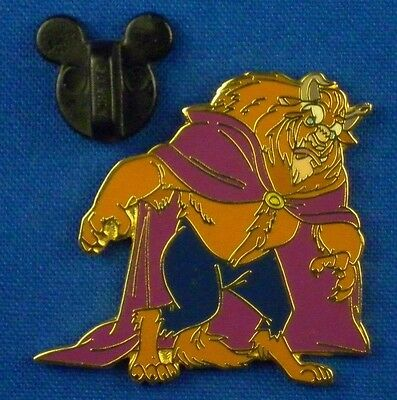 Beast from Beauty and the Beast Angry in Purple Cloak Disney Pin # 939