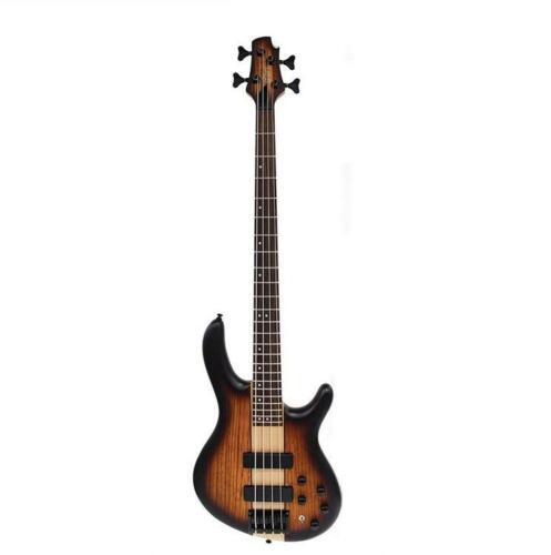 Cort C4 Plus OVMH Antique Brown Burst Electric Bass Guitar