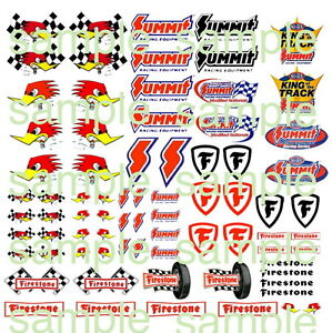 Hot wheels decals water slide 1 64 scale for Circuit hot wheels mural