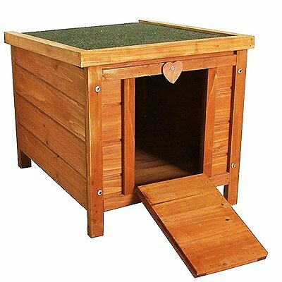 NEW Tortoise Rabbit Cat Guinea Pig Small Pet Hutch House Shelter 400x490x430mm