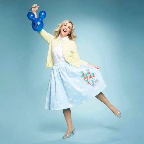 Disney D23 Expo The Dress Shop & Her Universe Collab Balloon Castle Skirt MEDIUM
