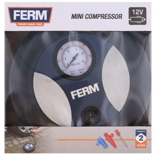 Mini Compressor Full Beam 12V 10 BAR for Car Bicycle Tyre Pump Air 3 Adapter