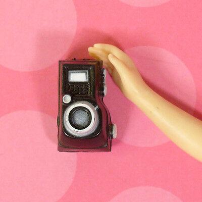 Vintage Barbie Ken Skipper Francie Twiggy Black & Grey Camera 1960s VGUC HTF