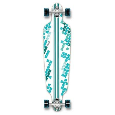 New Graphics Drop Through Complete Longboard Professional Sp