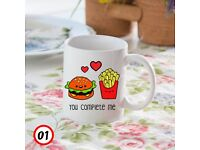 LOVE - Mug / Mugs - Add Any Name of Your Choice