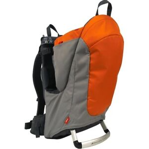 Phil and Teds - Metro Backpack Baby Carrier Orange