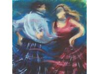 The West End Ceilidh available for Birthdays, Weddings and Specials Events