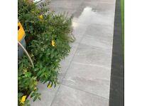 Outdoor Porcelain Tiles 1/2 price only £29.95 per square Metre inc VAT