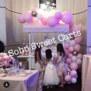 *** Luxury Sweet Carts / Sugar Carts / Candy Carts for rent ***