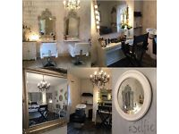 Room to rent in a busy salon