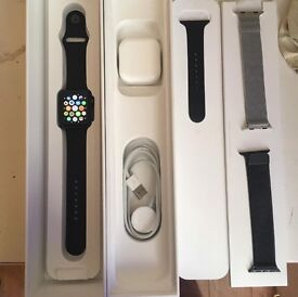 New Apple Watch 42mm, series 2.grey