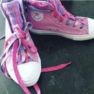 Youth Girl converse
