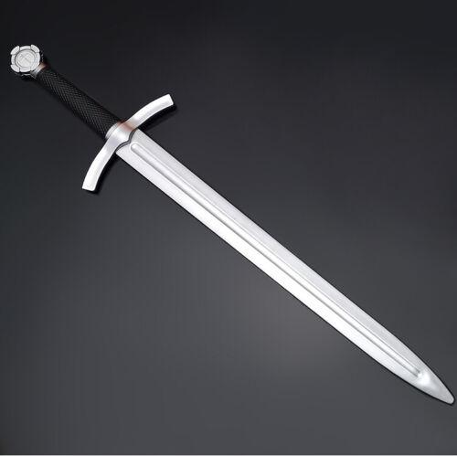 "Knights Templar Crusader Medieval 26"" Long Sword Red Cross Sword Cosplay Props"