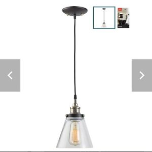 Industrial Pendant light restoration hardware west elm