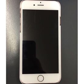 iPhone 6s 16gb Rose Gold 3 Network