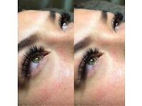 Individual Russian Volume Eyelash Extensions SUMMER SPECIAL £50