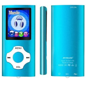 Brand New MP3/MP4 music player with 16gb sd card gift kids $30