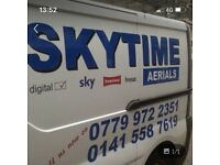 TV AERIAL /SKY INSTALLATIONS/REPAIRS. TV WALLMOUNT CCTV INSTALLS /DOOR ENTRY INSTALLS/REPAIRS/