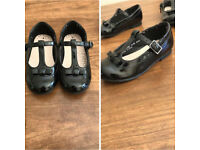 Girls next toddler size 5 shoes