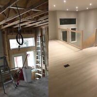 JD CARPENTRY- Expert Craftsmanship- New Construction & Reno's