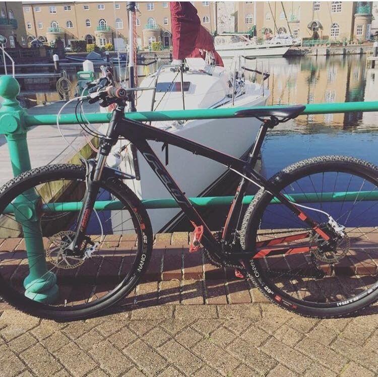 felt nine 60 series 2016 29er mountain bike £350ovno