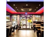 STEAKHOUSE RESTAURANT TAKEAWAY BUSINESS FOR SALE