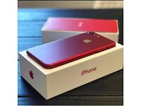 iPhone 7 128gb red mint