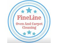 Fineline oven and carpet cleaning