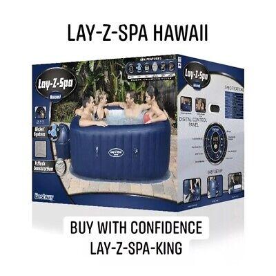 Lay-Z-Spa Hawaii Brand New & Sealed RAFFLE