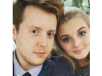 Young Profesional Couple looking to rent, Edinburgh