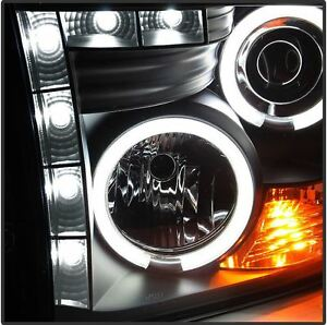 2009-2016 Dodge RAM 1500 2500 3500 LED Projector WITH EXTRA 10%