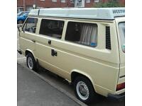 Vw t25 westfalia 1.9 petrol LHD