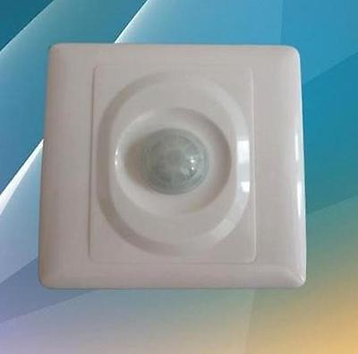 High Quality 110v-220v Automatic Infrared Pir Sensor Switch For Led Light Hot