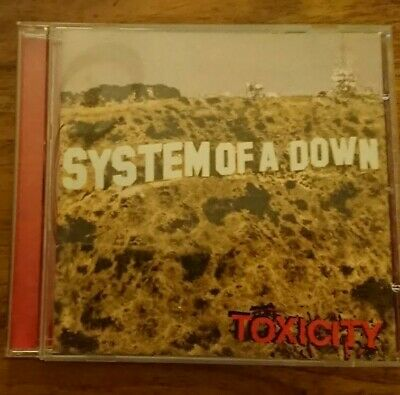 System of a Down : Toxicity CD (2003) , used for sale  Shipping to Nigeria