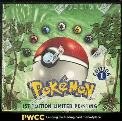 1999 Pokemon Jungle 1st Edition Booster Box English Edition, 36ct Packs