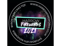 BARNET AND HARROW FIREWORKS DISPLAY, SATURDAY 6TH NOVEMBER 2021 (CELEBRATION OF CULTURE)