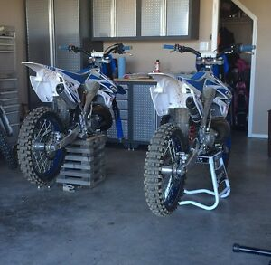 2014 TM 250MX, 27 hours, like new