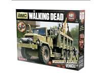 Woodbury Assault Vehicle Construction set