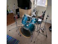 Mapex VXB Sapphire Drum Kit
