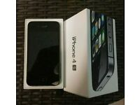 Iphone 4s 8gb Vodafone excellent condition with extras