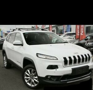 2015 Jeep Cherokee Limited (4x4) 9 Sp Automatic 4d Wagon