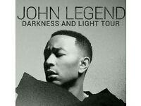 John Legend Tickets - BEST SEATS - Birmingham Arena - 20th September