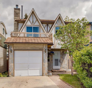 Calgary SW Glamorgan 4+ bedroom walkout house for rent